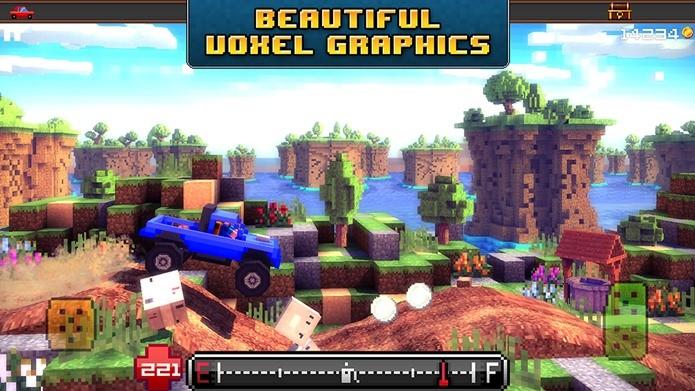 Game de corrida com obstáculos tem gráficos muito bonitos (Foto: Divulgação)