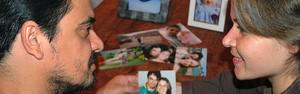 Após perder memória, homem volta a se apaixonar (Após perder memória, homem volta a se apaixonar (Após perder memória, homem volta a se apaixonar  (Rafael Zambe/ G1 ES)))