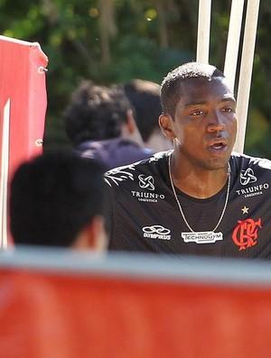 treino Flamengo (Foto: Jorge William / Agência O Globo)
