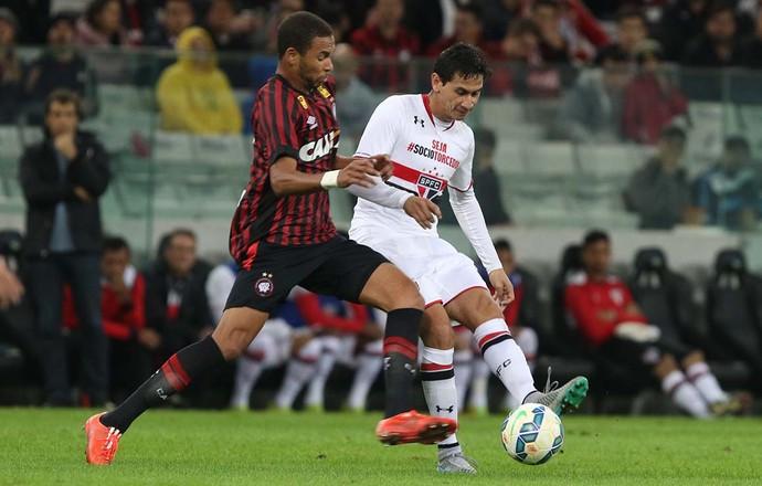 Ganso São Paulo (Foto: Rubens Chiri/Site oficial do São Paulo FC)