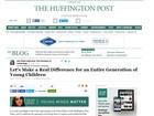 Kate Middleton edita por um dia o Huffington Post