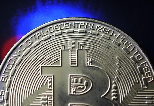Bitcoin ; blockchain (Foto: Dan Kitwood/Getty Images)