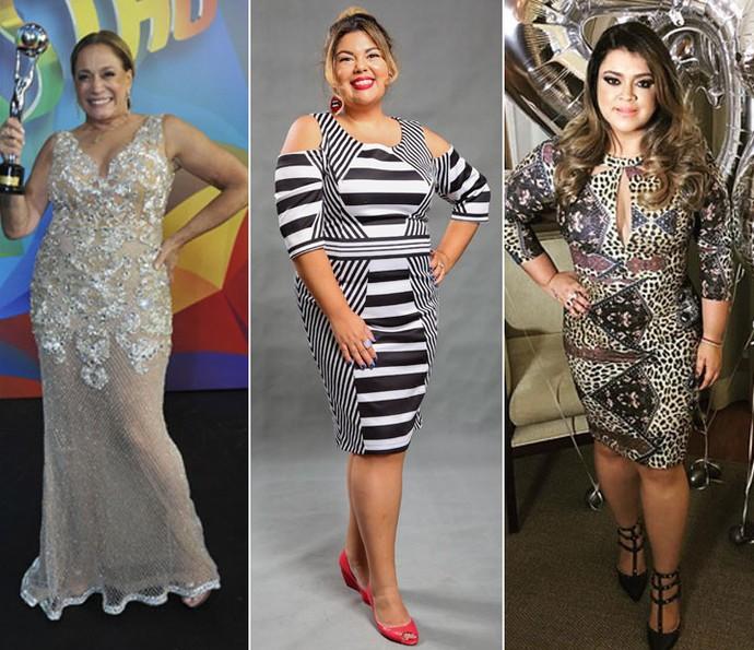 a4a8cfcb0 Alguns modelos podem valorizar as mulheres que têm a cintura maior que o  quadril (Foto