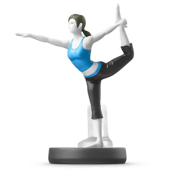 Wii Fit Trainer (Foto: Divulgação/Nintendo)