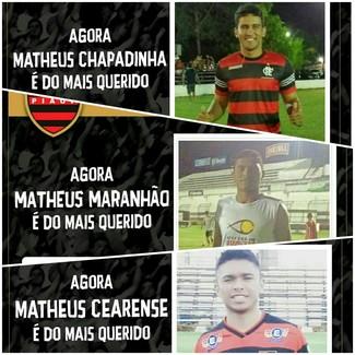 Flamengo-PI (Foto: Divulgação)