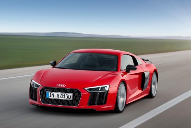 Nova versão do Audi R8 é o carro mais potente da história da marca (Foto: reprodução)