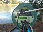 Tecnologia alemã é implantada para monitorar bacia hidrográfica do RJ