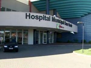 Hospital Ouro Verde em Campinas (Foto: Reprodução EPTV)