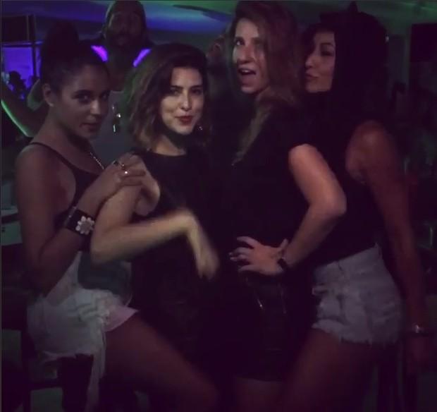 Marina Morena, Fernanda Paes Leme e Sabrina Sato (Foto: Reprodução/Instagram)