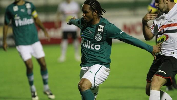 Carlos Alberto - Goiás x Anápolis (Foto: Rosiron Rodrigues / Goiás E.C.)