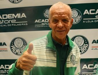 Ademir da Guia (Foto: Danilo Sardinha/GloboEsporte.com)