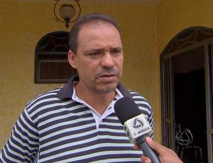 Everton Goiano, treinador do Mixto (Foto: Reprodução/TVCA)