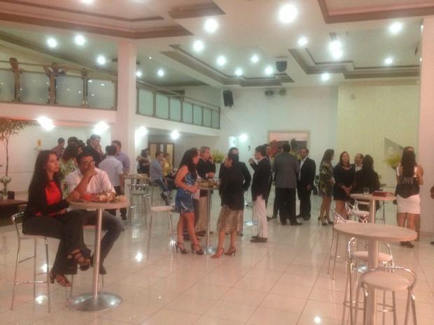 Vem aí aconteceu em Palmas na noite desta quarta-feira (2) (Foto: Jesana de Jesus/G1)