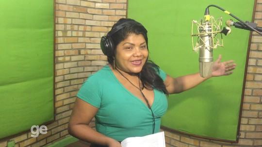 Sensação no Brasileiro feminino, Iranduba lança hino oficial de olho em títulos