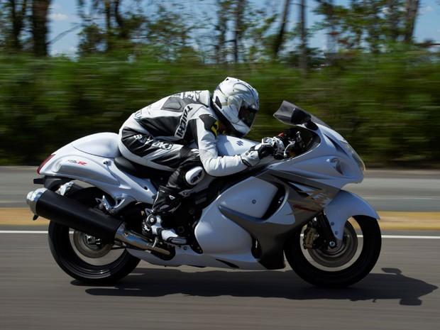 Suzuki Hayabusa ABS (Foto: Divulgação)