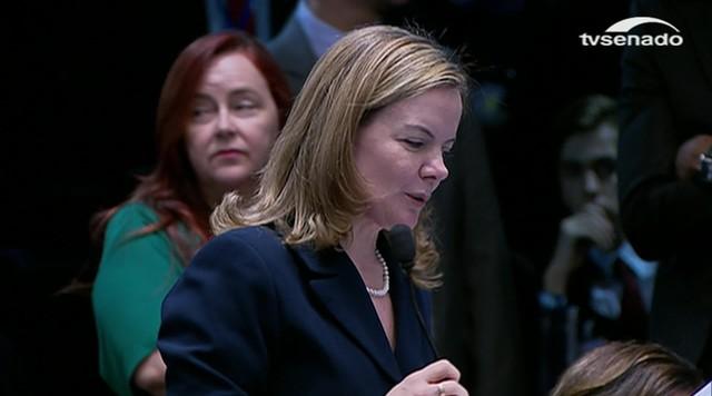 Polícia Federal vê indícios de que Gleise Hoffmann e o marido cometeram crime eleitoral