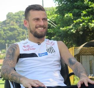 Lucas Lima (Foto: Bruno Giufrida)