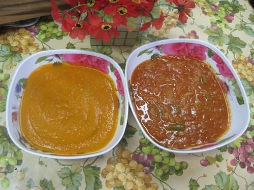 Molho de Tomates Para Congelar da Teca