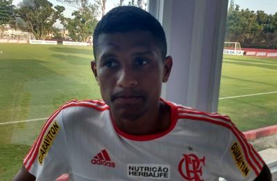 Márcio Araújo - Flamengo (Foto: Fred Gomes)