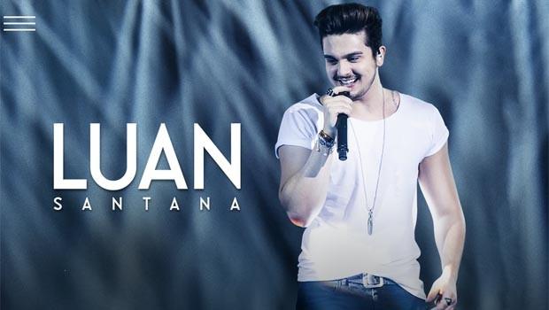 Luan Santana retorna a Curitiba, nos dias 29 e 30 de outubro (Foto: Divulgação)