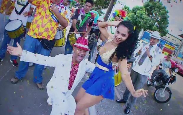 Carnaval do Educandos é opção para quem curte a folia (Foto: Agenda)