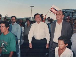 Prefeito José Queiroz (Foto: Divulgação/Assessoria)