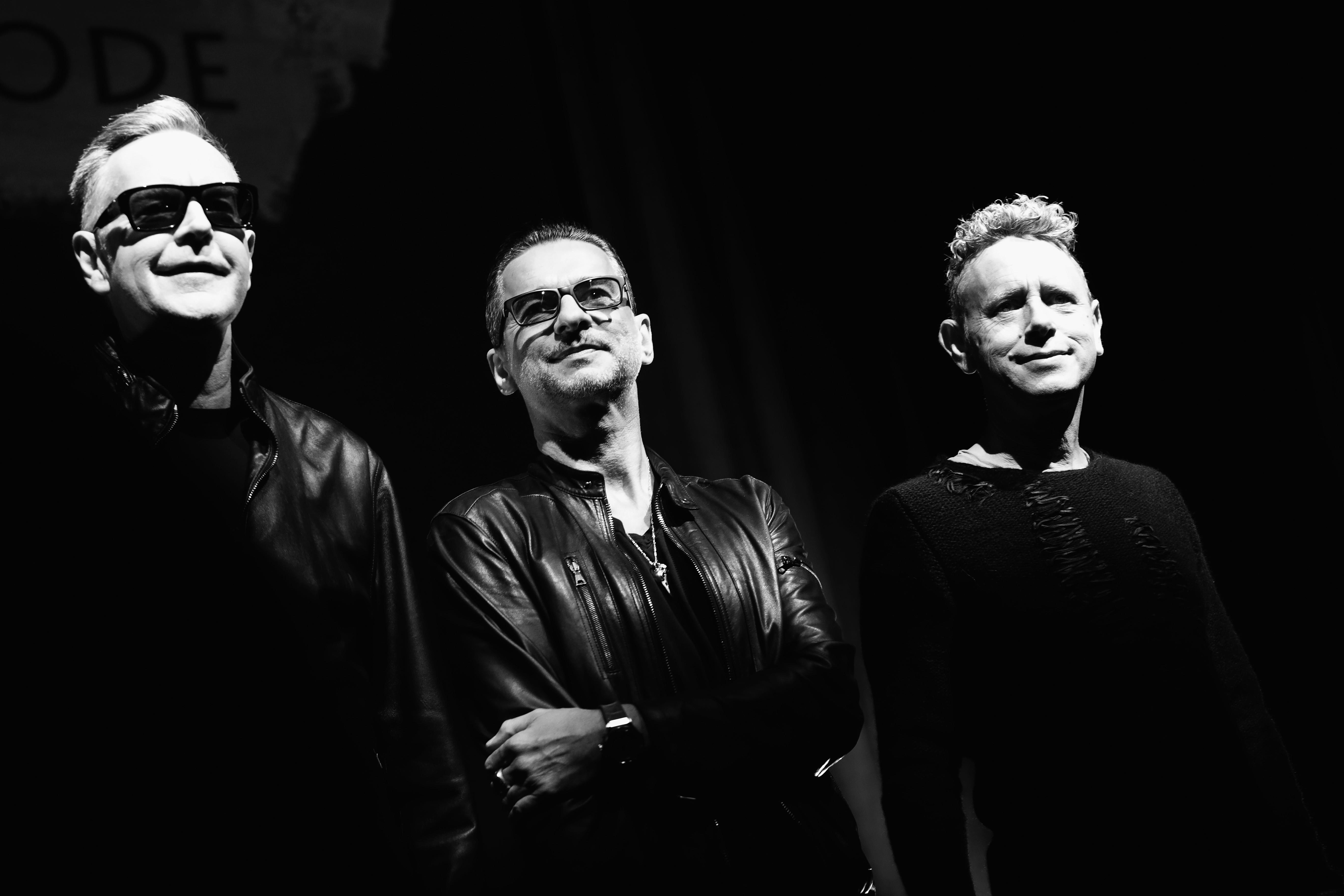 Depeche Mode volta ao brasil após 24 anos (Foto: Getty Images/ Vittorio Zunino Celotto )