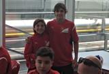 Enzo e Pietro Fittipaldi na Academia de Pilotos da Ferrari
