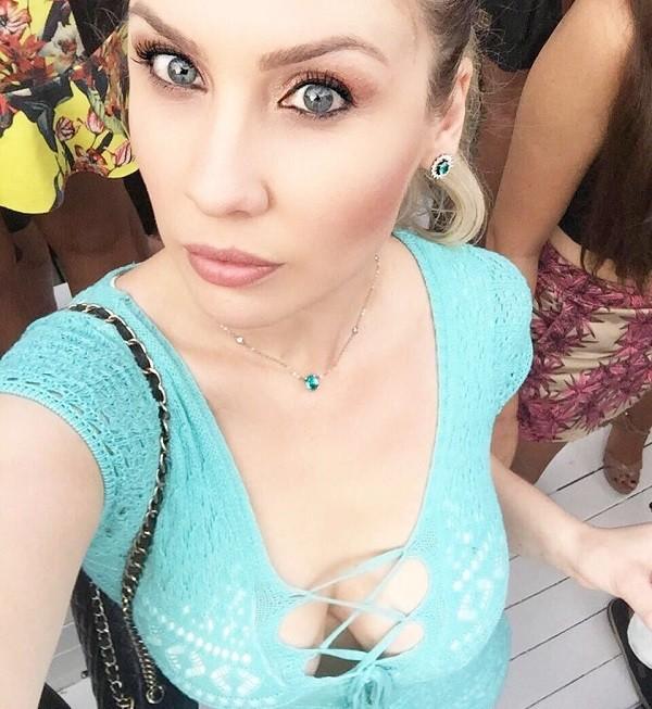 Ana Madeira retirou um tumor do útero  (Foto: Reprodução Instagram )