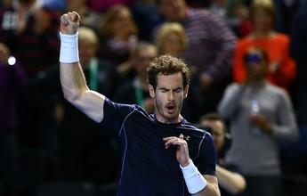 Murray e Nishikori vencem seus jogos, e Grã-Bretanha x Japão fica empatado