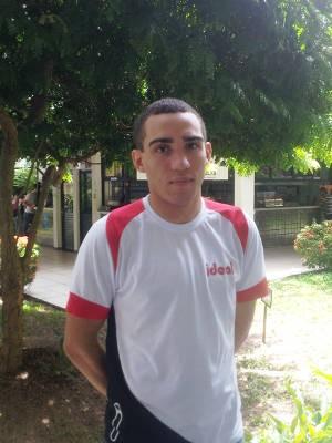 Murilo Leão Pereira é um dos 50 estudantes brasileiros a participar da VIII Jornada Brasileira Espacial (Foto: Divulgação)