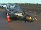 Irmão de jovem morto após motorista causar colisão chora: 'Irresponsável'
