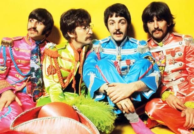 The Beatles: gravação de Sgt Pepper marca virada na carreira da banda e no rock (Foto: Reprodução/Facebook)