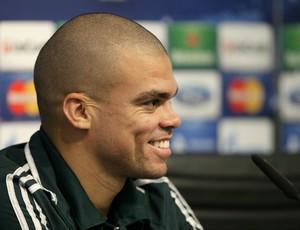 Pepe Real Madrid (Foto: AP)