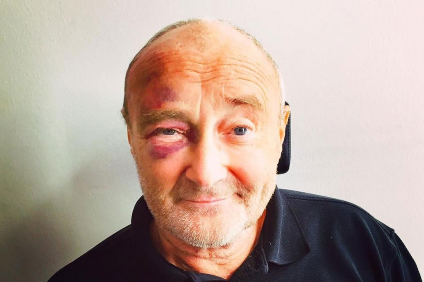 Phil Collins (Foto: Facebook)