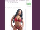 Foto de Mulher Melão é usada em site de prostituição espanhol