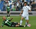 Sem espaço no Internazionale, Dodô entra na mira do Sporting para lateral
