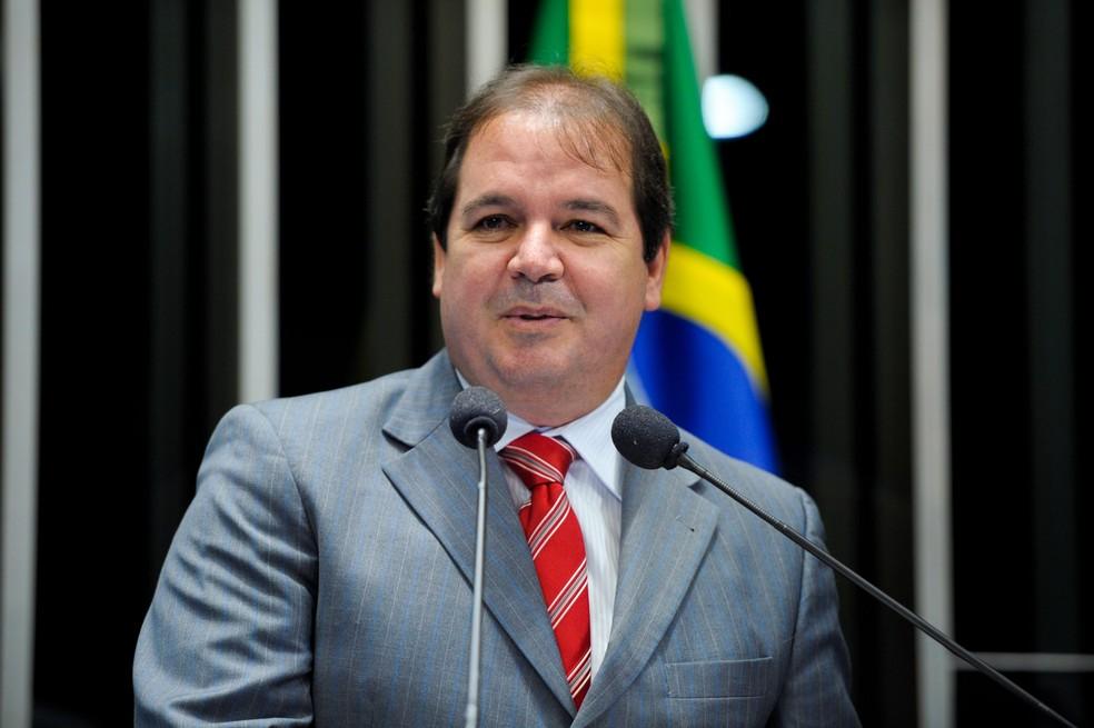 A PGR pediu para investigar Tião Viana (PT), governador do Acre, suspeito de receber R$ 2 milhões da Odebrecht na campanha de 2010 (Foto: Pedro França/Agência Senado)