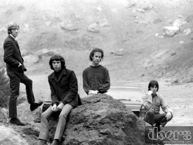 The Doors (Foto: Divulgação/Site Oficial)