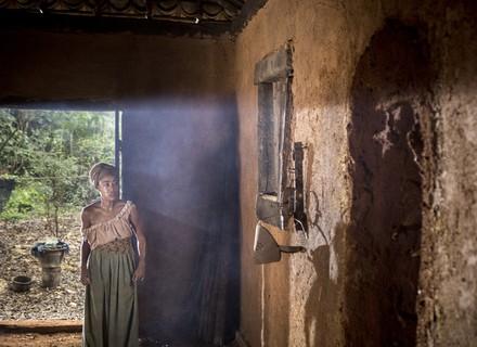 Blandina vê que corpo de Terenciano sumiu e se apavora