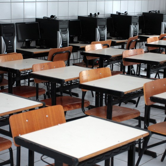 A inadimplência escolar no país vem aumentando desde o fim do ano passado (Foto: Edson Ruiz / Editora Globo)