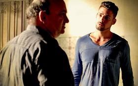 Jorginho encontra Serjão, o sequestrador de Carminha