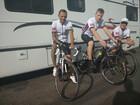 Ciclistas vão iniciar no AP jornada para percorrer o litoral do Brasil