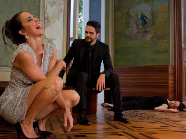 Espetáculo 'Apartamento 1201' tem apresentação gratuita em Salvador. (Foto: Divulgação/Tati Freitas)
