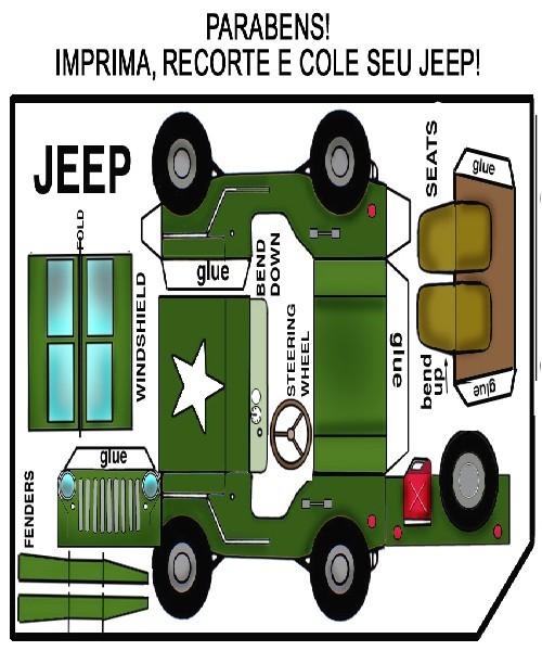 Jeep para recortar (Foto: Arquivo)