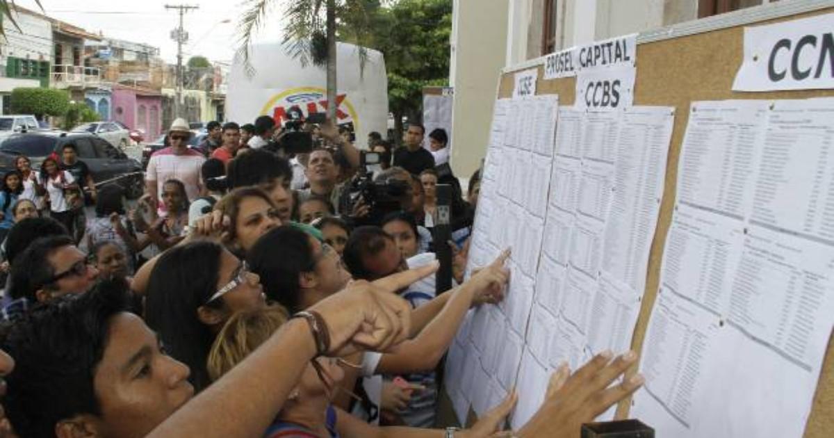 Uepa divulga lista dos aprovados no vestibular na próxima segunda ... - Globo.com