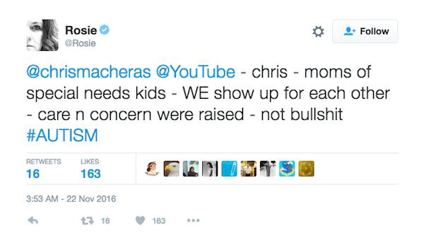 A resposta de Rosie O'Donnell aos seus críticos (Foto: Twitter)