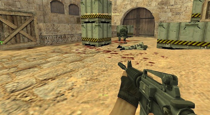 CS Zombie Mod