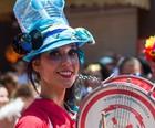 Musas anônimas do carnaval 2015 (Débora Klempous/G1)