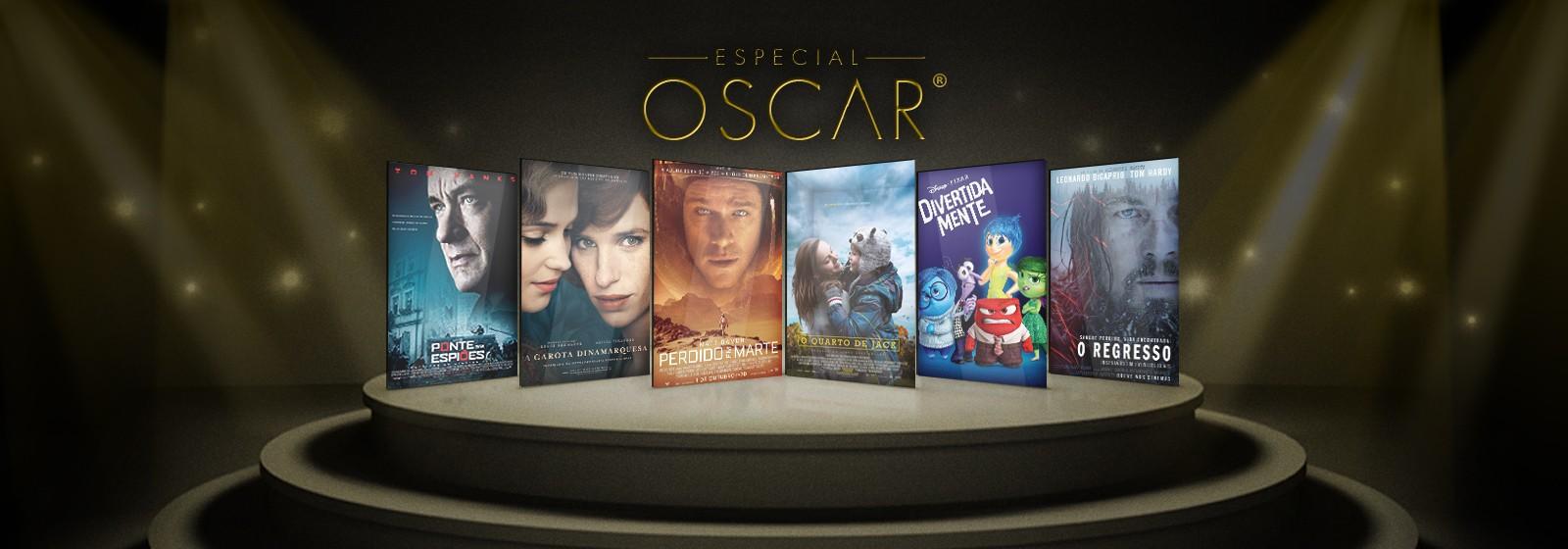Aquecimento Oscar 2017